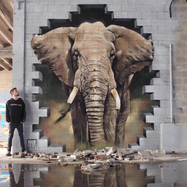 GALERIE - Street Art po světě 1