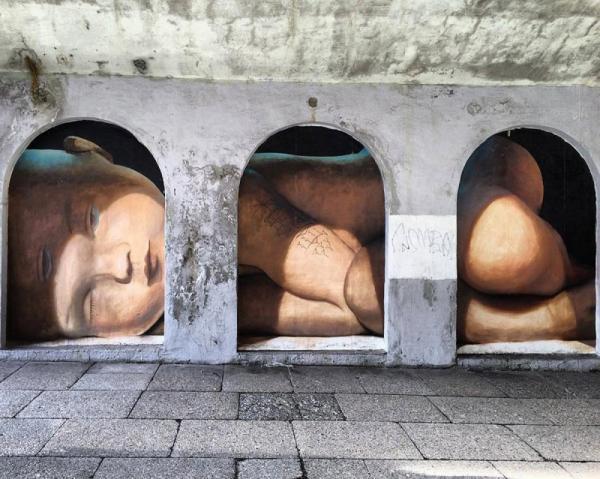 GALERIE - Street Art různě po světě 3
