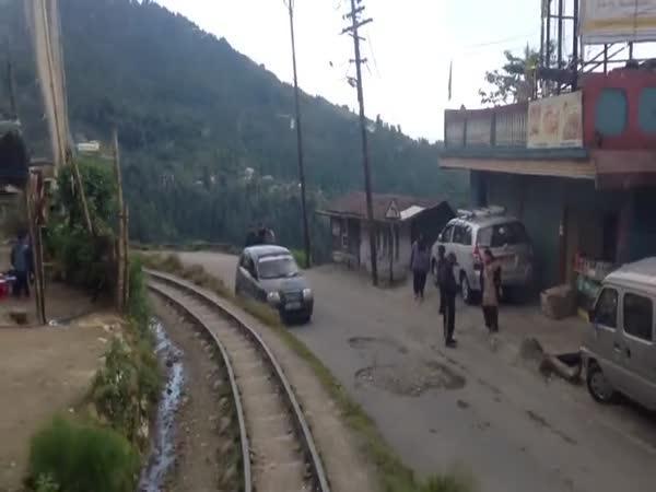 Himalájský vlak