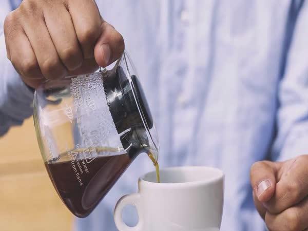 TOP 5 - Šokující fakta o kafi