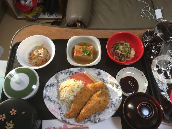 GALERIE - Pokrmy v japonských nemocnicích