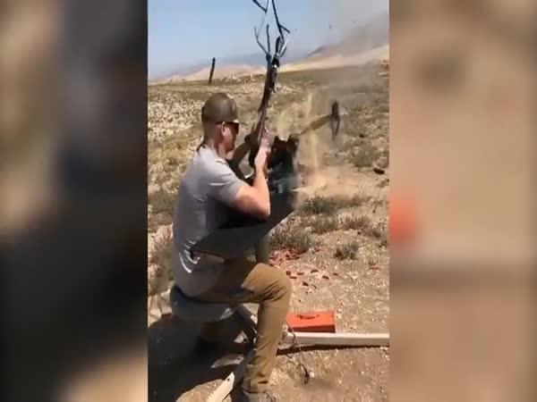 Když střelec nemá svůj den