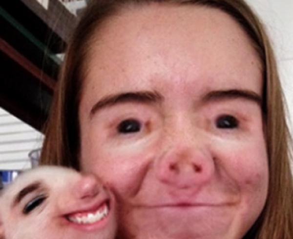 GALERIE - Nepovedené výměny obličejů 2