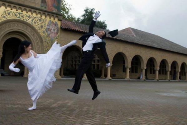 GALERIE - Dokonalé svatební fotky