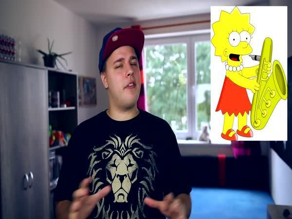 20 faktů - Simpsonovi