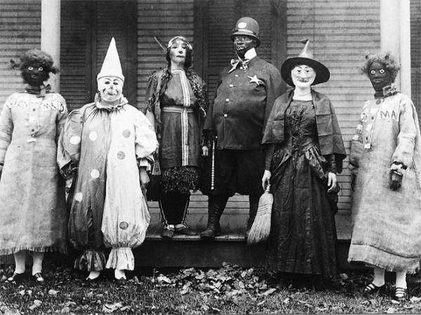 GALERIE - Halloweenské kostýmy z minulosti 1