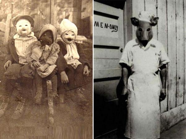 GALERIE -  Halloweenské kostýmy z minulosti 2