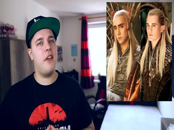 20 faktů - Hobbit