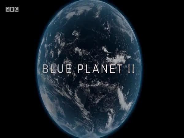 Modrá planeta (BBC trailer)