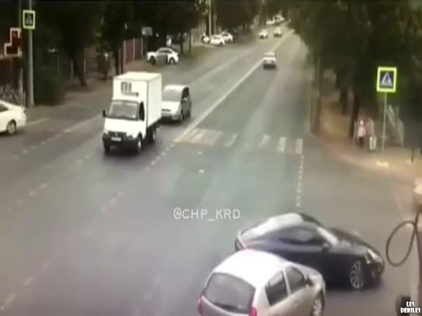 Dopravní nehoda #586