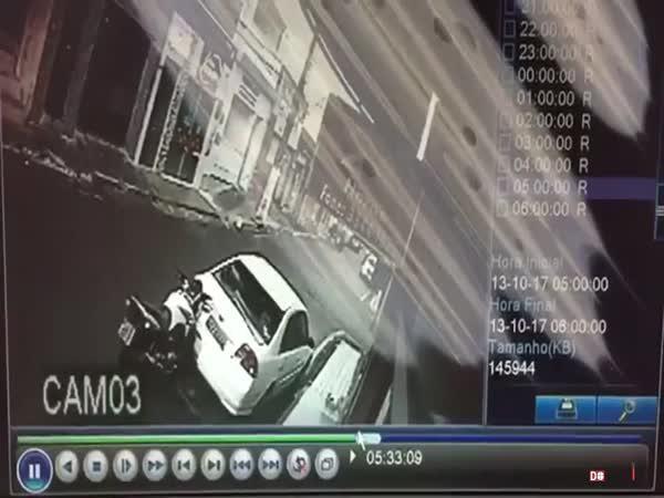 Motonehoda v Brazílii #138