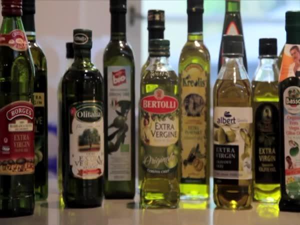 Který olej je nejzdravější?