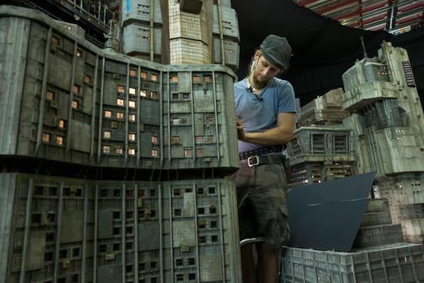 GALERIE – Neuvěřitelné filmové miniatury