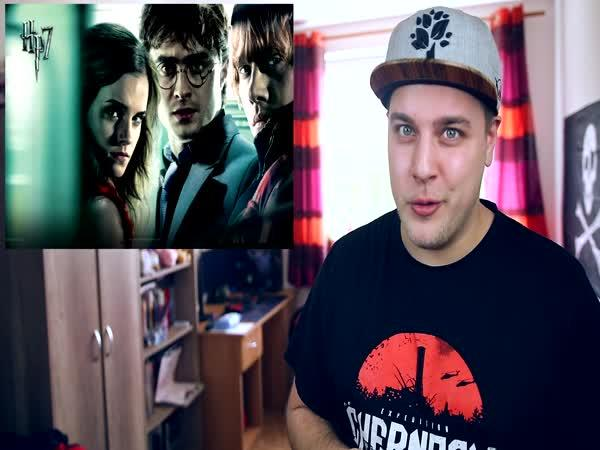 20 faktů - Harry Potter #5