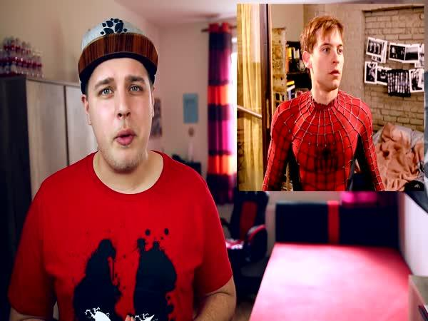 20 Faktů - Spiderman