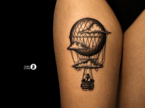 GALERIE - Nejlepší tetování pro cestovatele 4