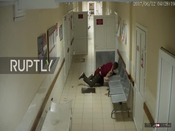 První pomoc v nemocnici