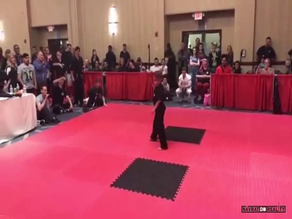 Mladý ninja v USA