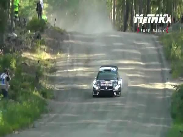 To nejlepší z WRC 2016