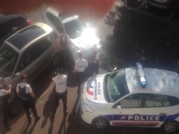 Policie vs. psychopat na útěku