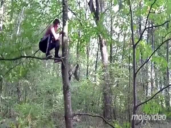 Říkají mu Tarzan