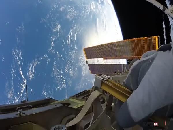 Výhled z vesmíru