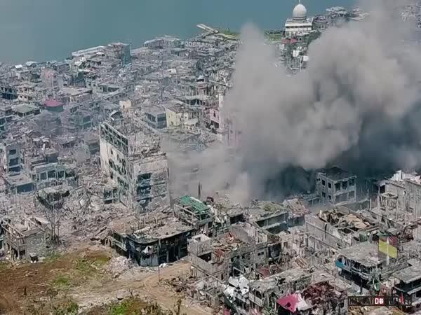 Bitva o Marawi na Filipínách