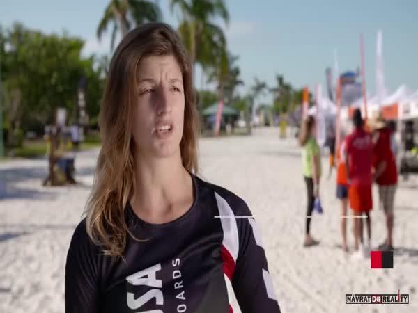 MotoSurf World Cup na Floridě 2017