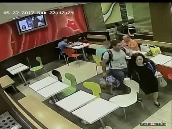 Hladová zlodějka