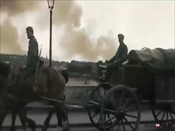 2. světová válka v barvě