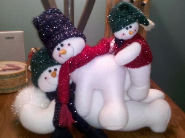 GALERIE - Faily vánočního designu #2