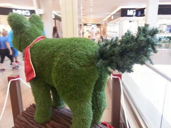 GALERIE - Největší faily vánočního designu #3