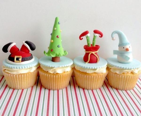 GALERIE - Nejkrásnější vánoční dezerty #3