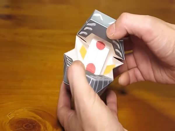 Nový level origami