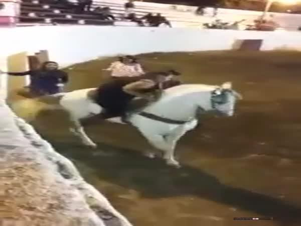 Žena na koni