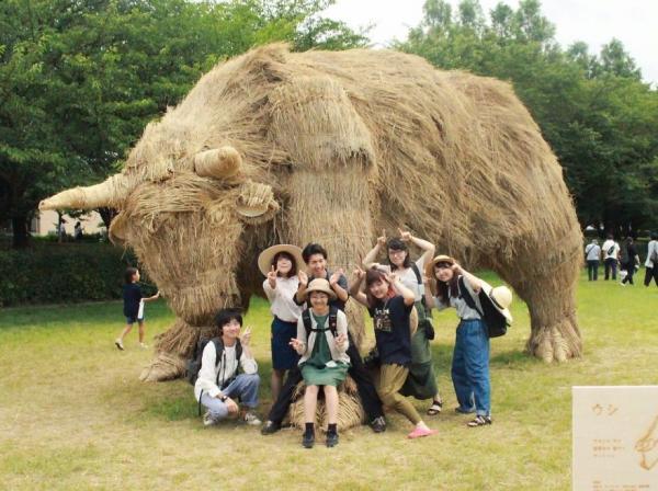 GALERIE - Japonské oslavy úrody