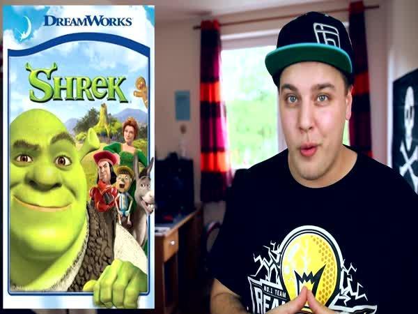 20 faktů - Shrek
