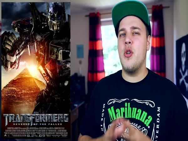 20 faktů - Transformers 2,3
