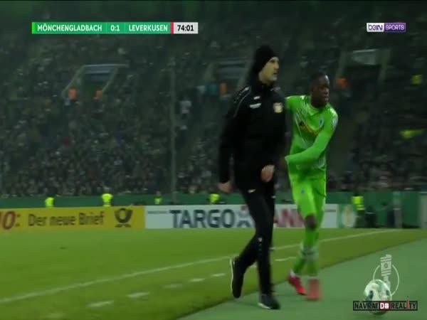 Simulace německého trenéra