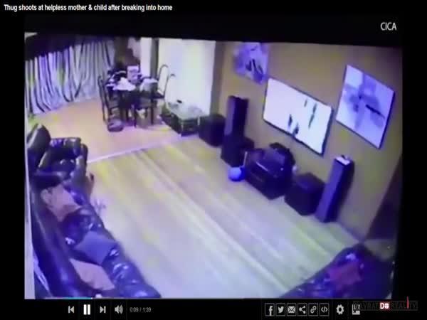 Drsná krádež televize