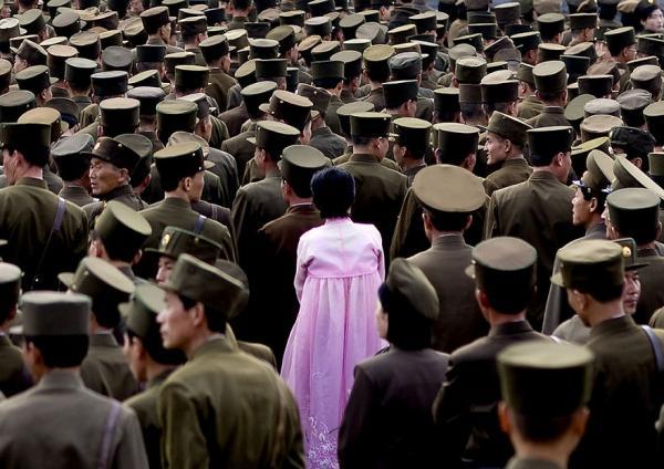 GALERIE - Nelegální fotky ze Severní Koreje #1