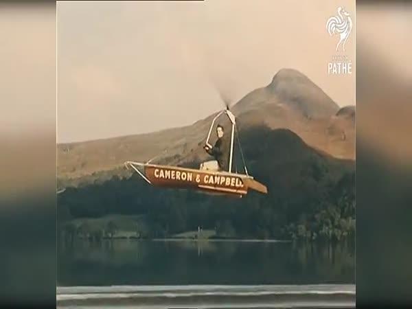 """Skotský """"vrtuločlun"""""""