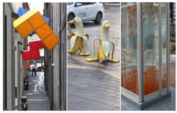 GALERIE - Design v ulicích 1