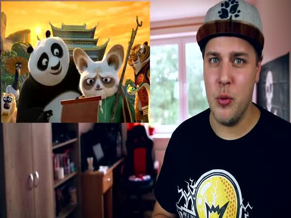 20 Faktů - Kung-fu Panda
