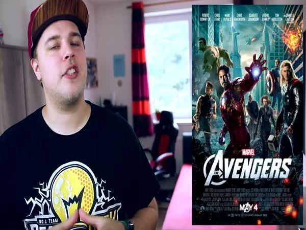 20 faktů - Avengers