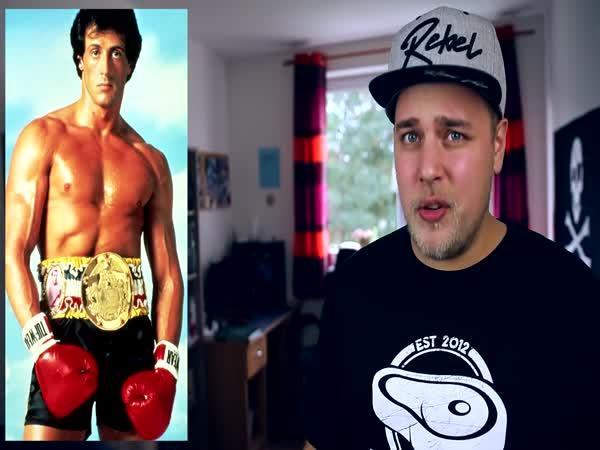 20 faktů - Rocky