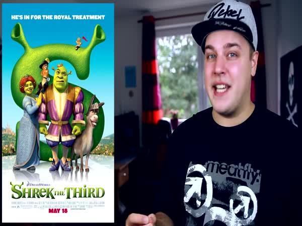 20 faktů - Shrek 2