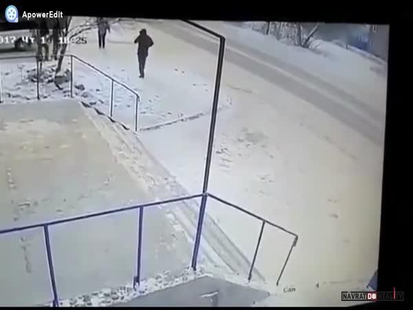 Nepovedená sebevražda Kazacha