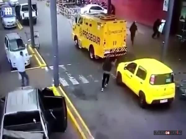 Rychlá loupež v Uruguayi