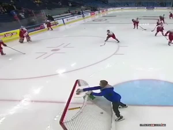 Drzí čeští junioři v ledním hokeji